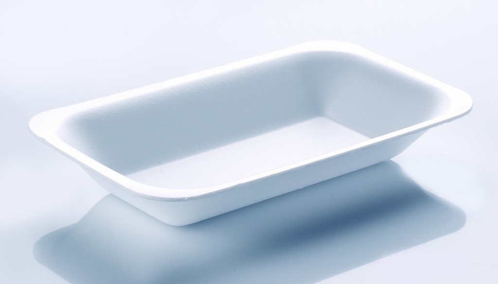 C3 Chip Tray (White)- 22.5x13.5x4cm
