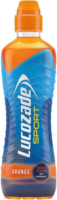 LUCOZADE Orange Sport
