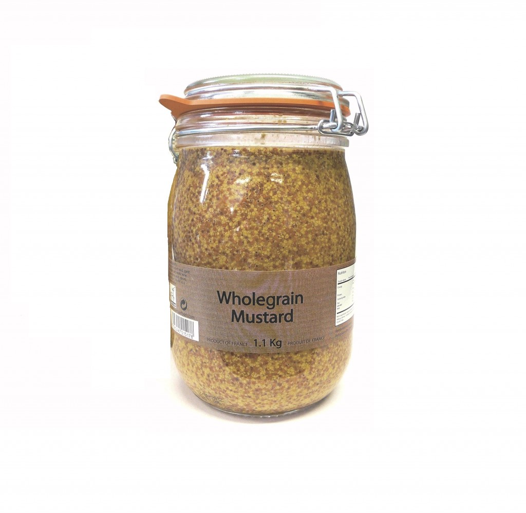 CENTAUR Wholegrain Mustard (Glass)
