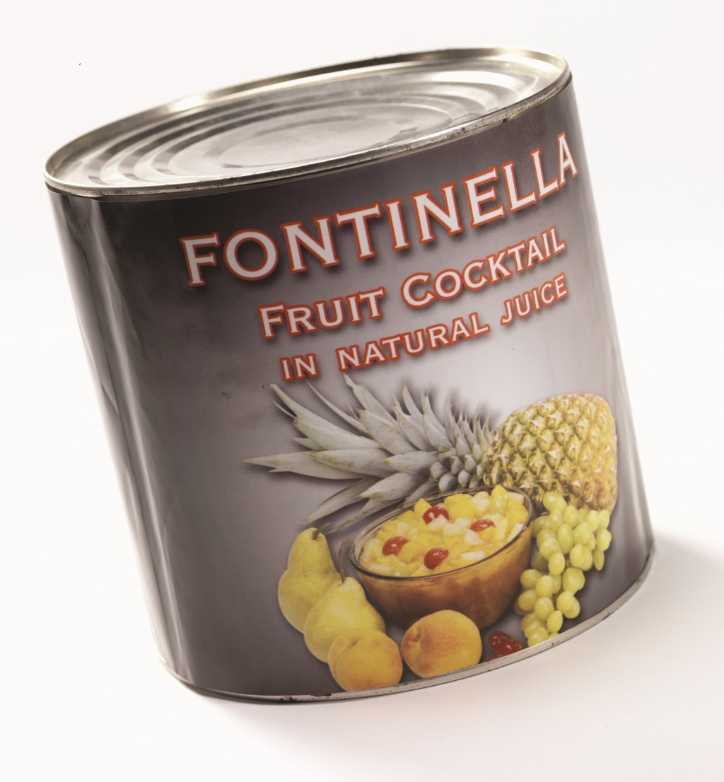FONTINELLA Fruit Cocktail in Juice