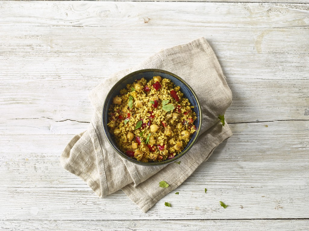Moroccan Fruity Cous Cous Salad