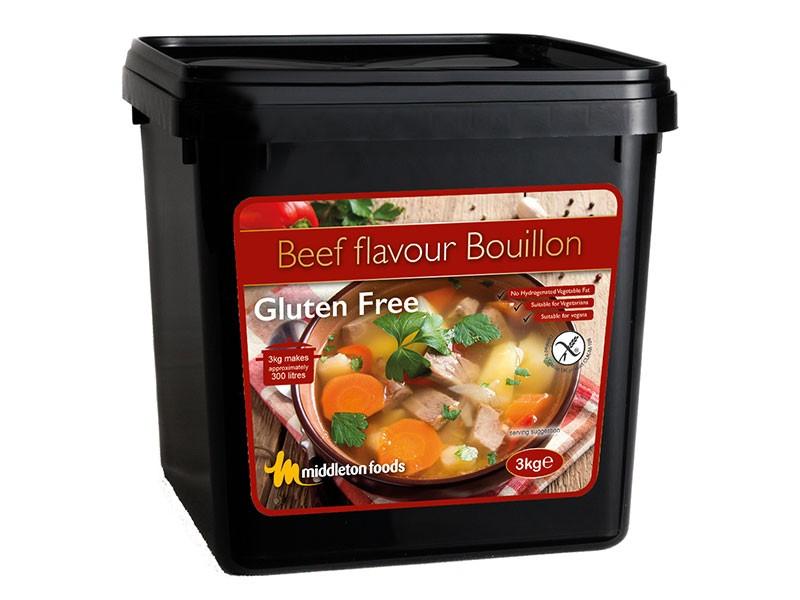 Gluten Free Beef Bouillon
