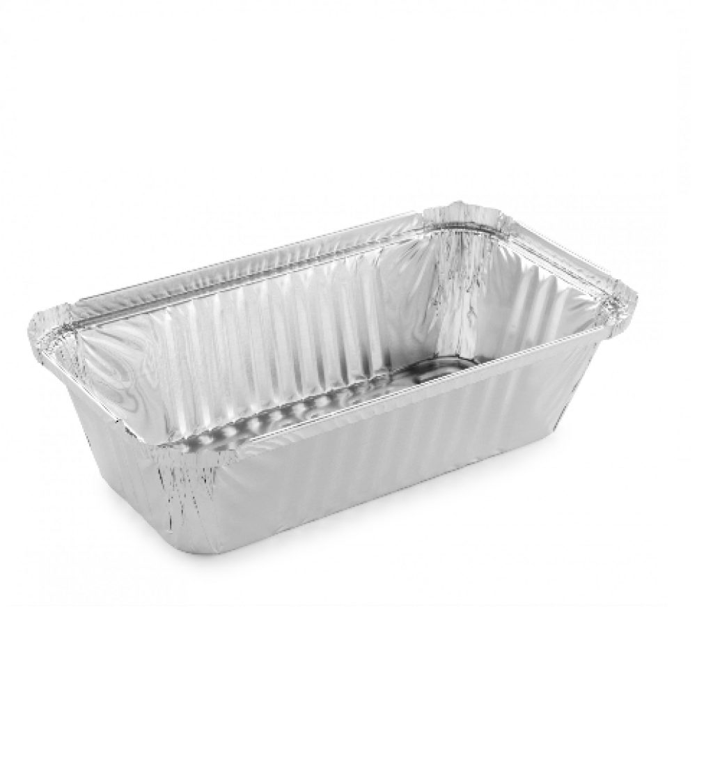 Large Foil Containers 195mmx105mm (No.6)