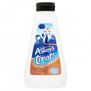 ASKEY'S Toffee Treat Topping Sauce