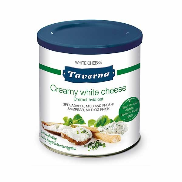 Danish Salad Cheese (Feta Style)