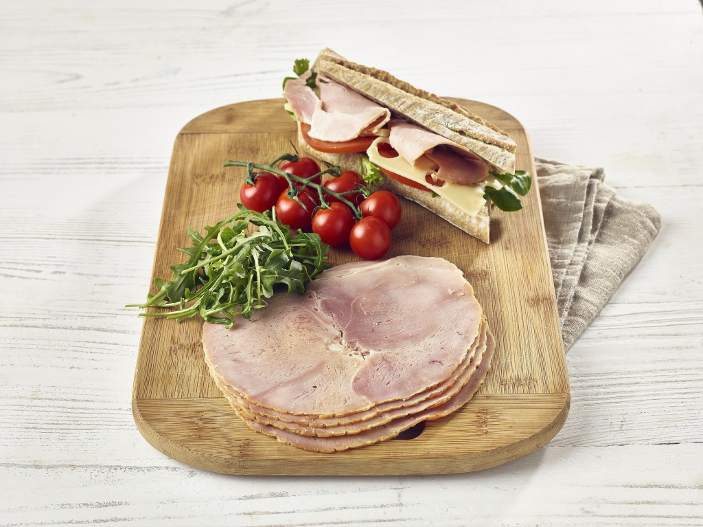 Extra Dry Kent Honey Baked Sliced Ham - 100%