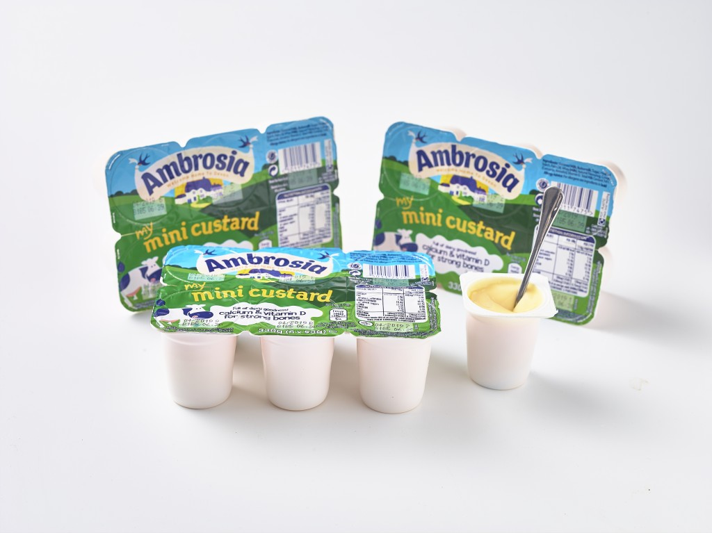 AMBROSIA Mini Custard Pots