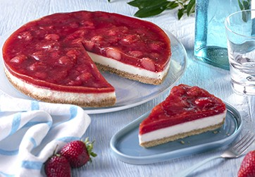 MINISTRY OF CAKE Strawberry Cheesecake