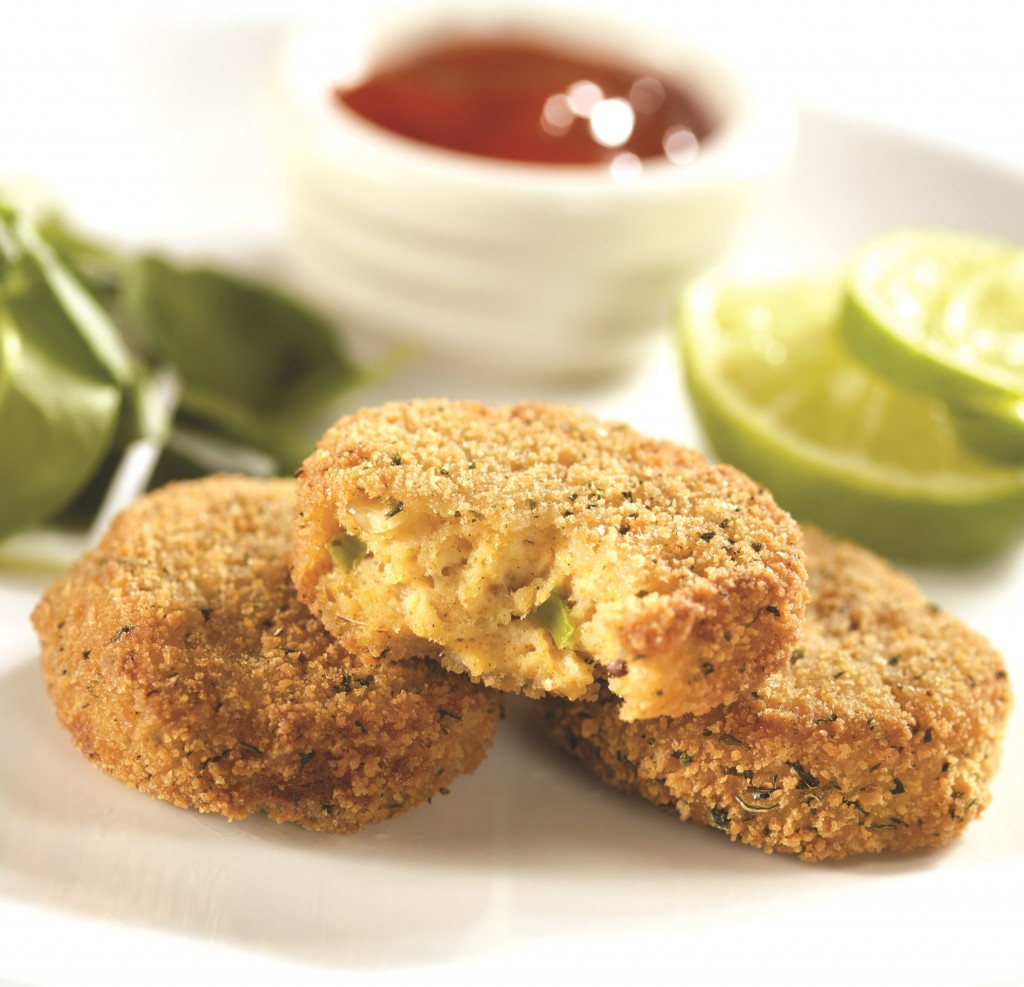 PARAMOUNT Spicy Breaded British Crab Cakes