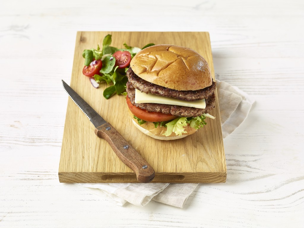 90% Beefburgers - Interleaved (4oz)