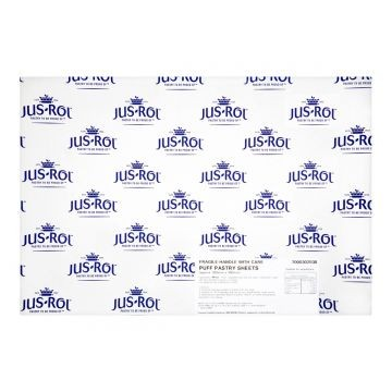 JUS-ROL Puff Pastry Sheets (58 x 38cm)