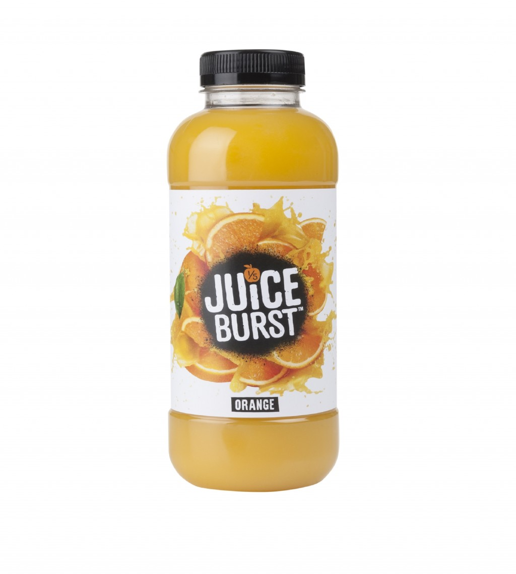 JUICE BURST Orange Juice (Bottle)
