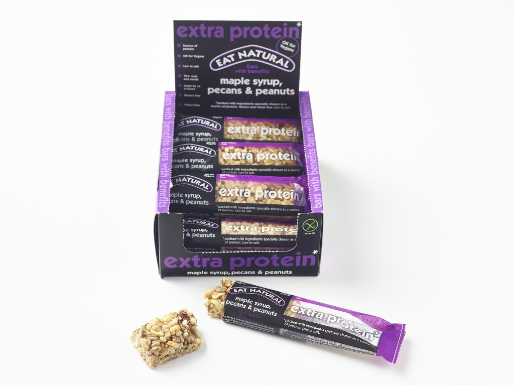 EAT NATURAL High Protein Bars