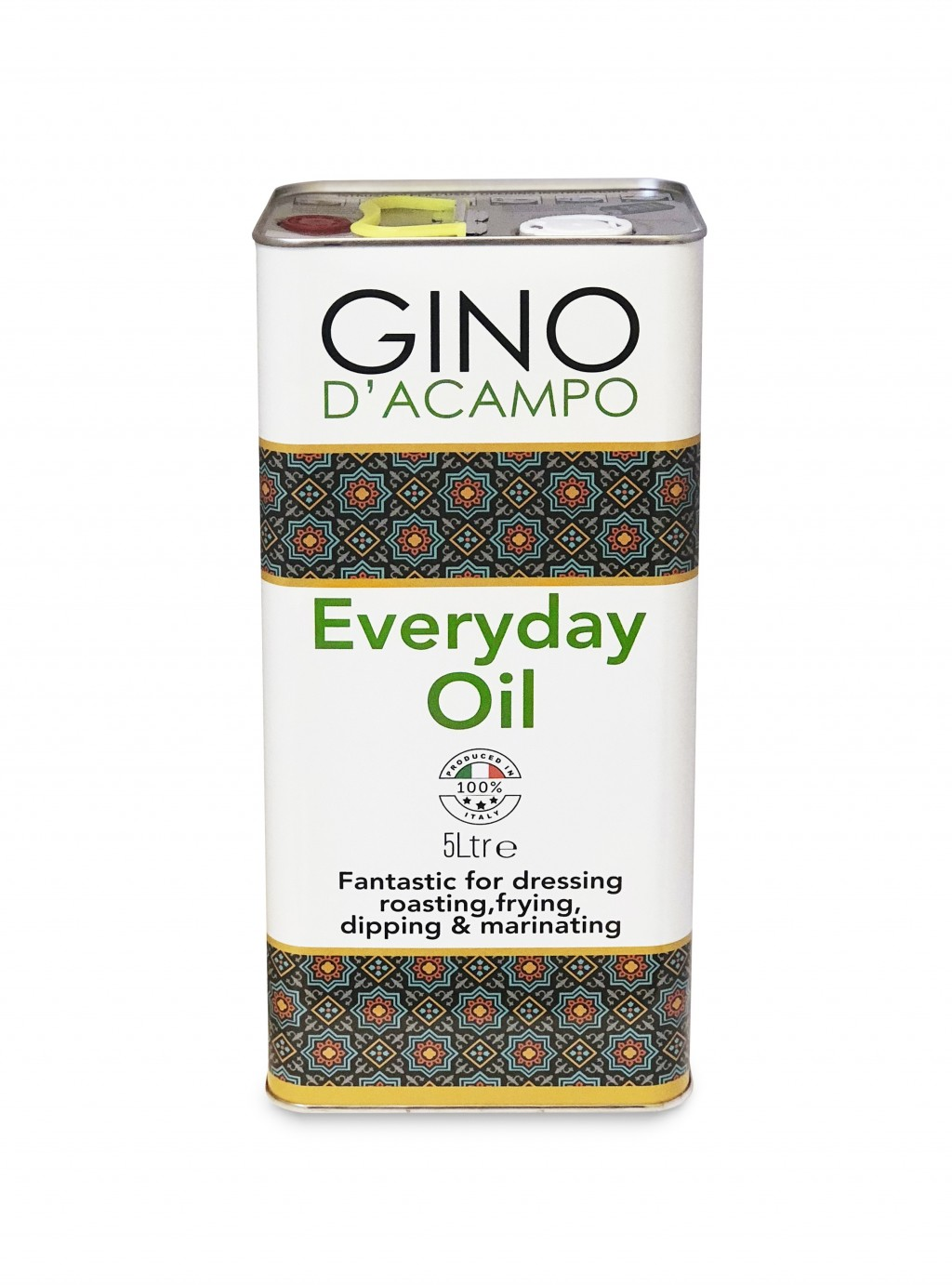 GINO Extra Virgin Olive Oil Blend