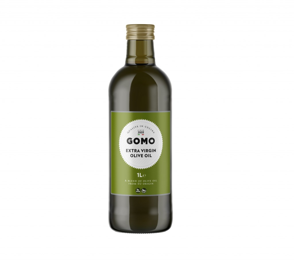 GOMO Extra Virgin Olive Oil
