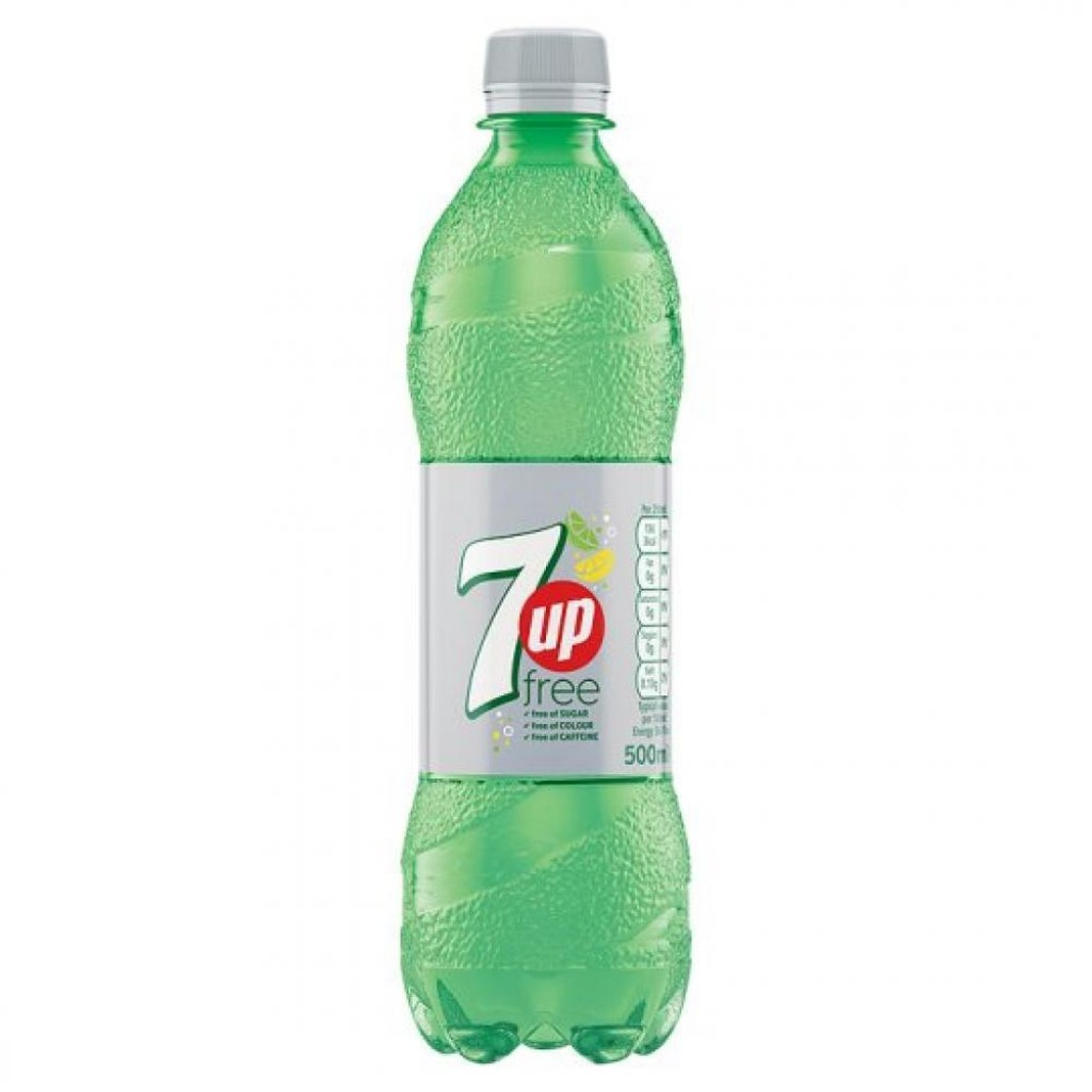 7 UP Free (Bottle)