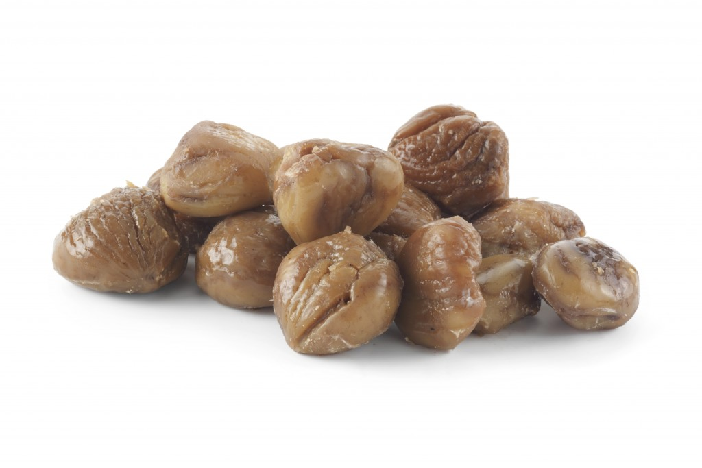 CENTAUR Whole Cooked Chestnuts