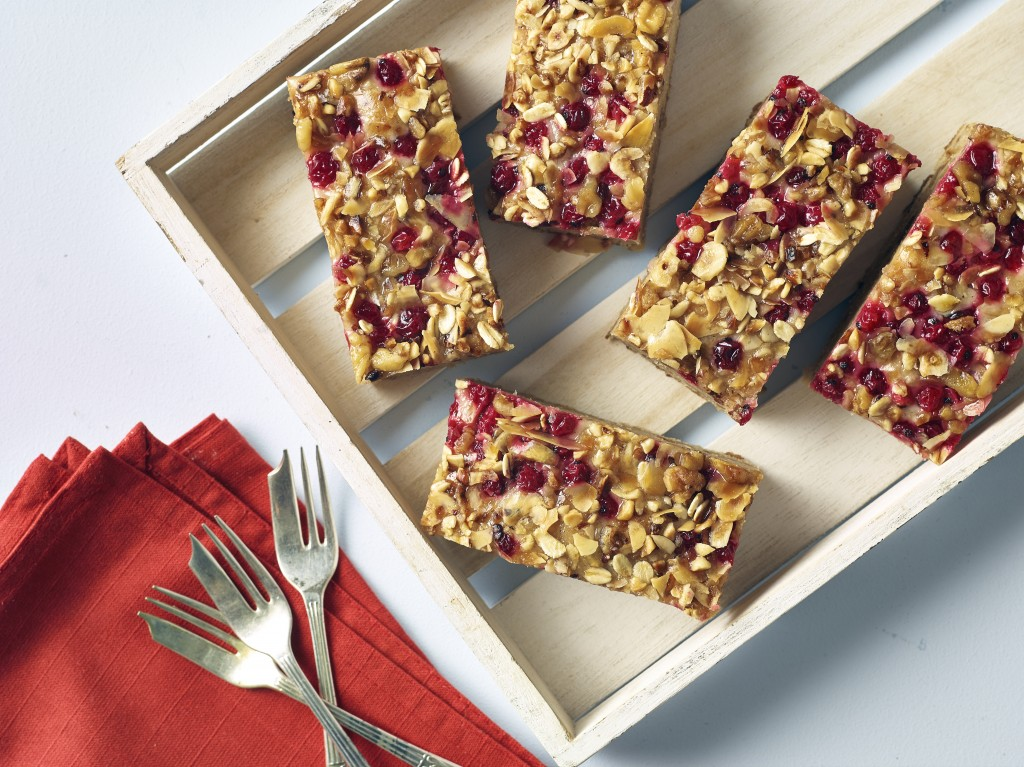 Banana, Redcurrant & Walnut Bread Slice (Vegan)
