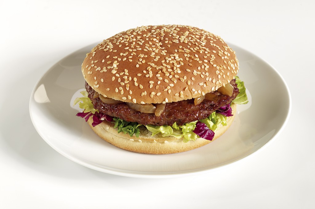 "KARA 5"" Sliced Sesame Seeded Burger Buns"