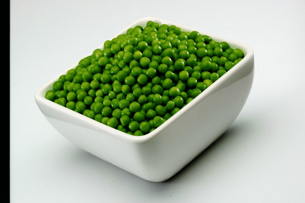 GREENS Choice Peas
