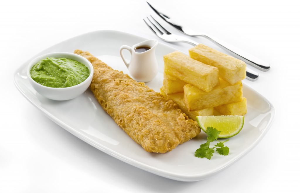 Battered Cod Fillets (140-170g)