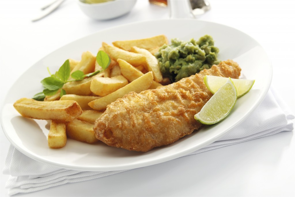 Battered Cod Fillets (200-230g)