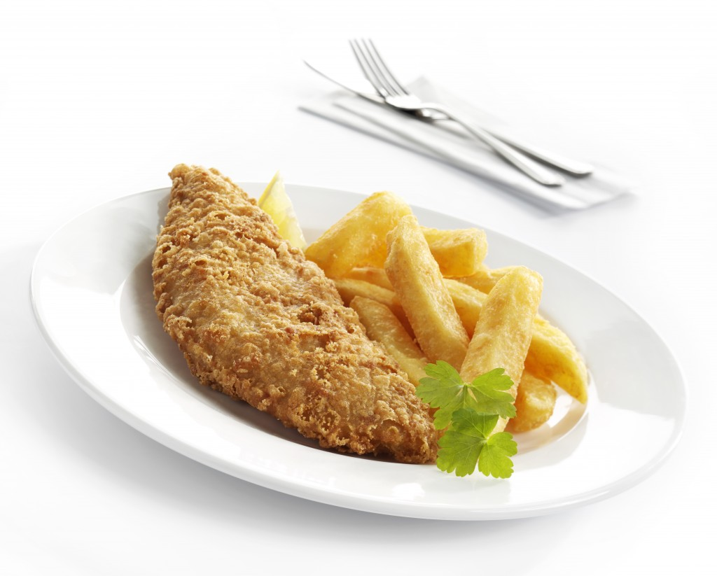 Breaded Cod Fillets (5/6oz)