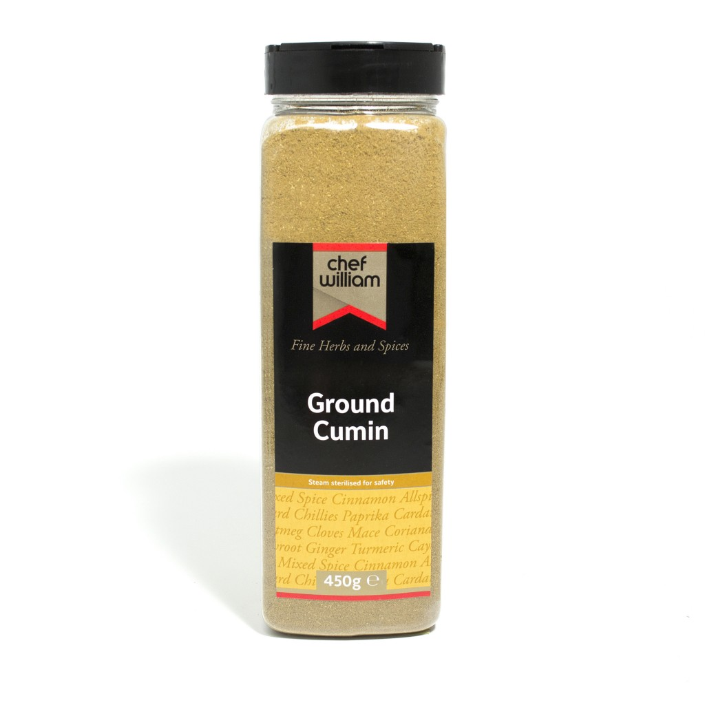 CHEF WILLIAM Cumin Powder