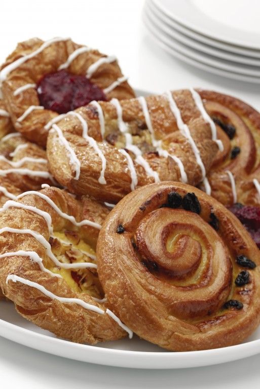 Assorted Danish Pastries (Large)