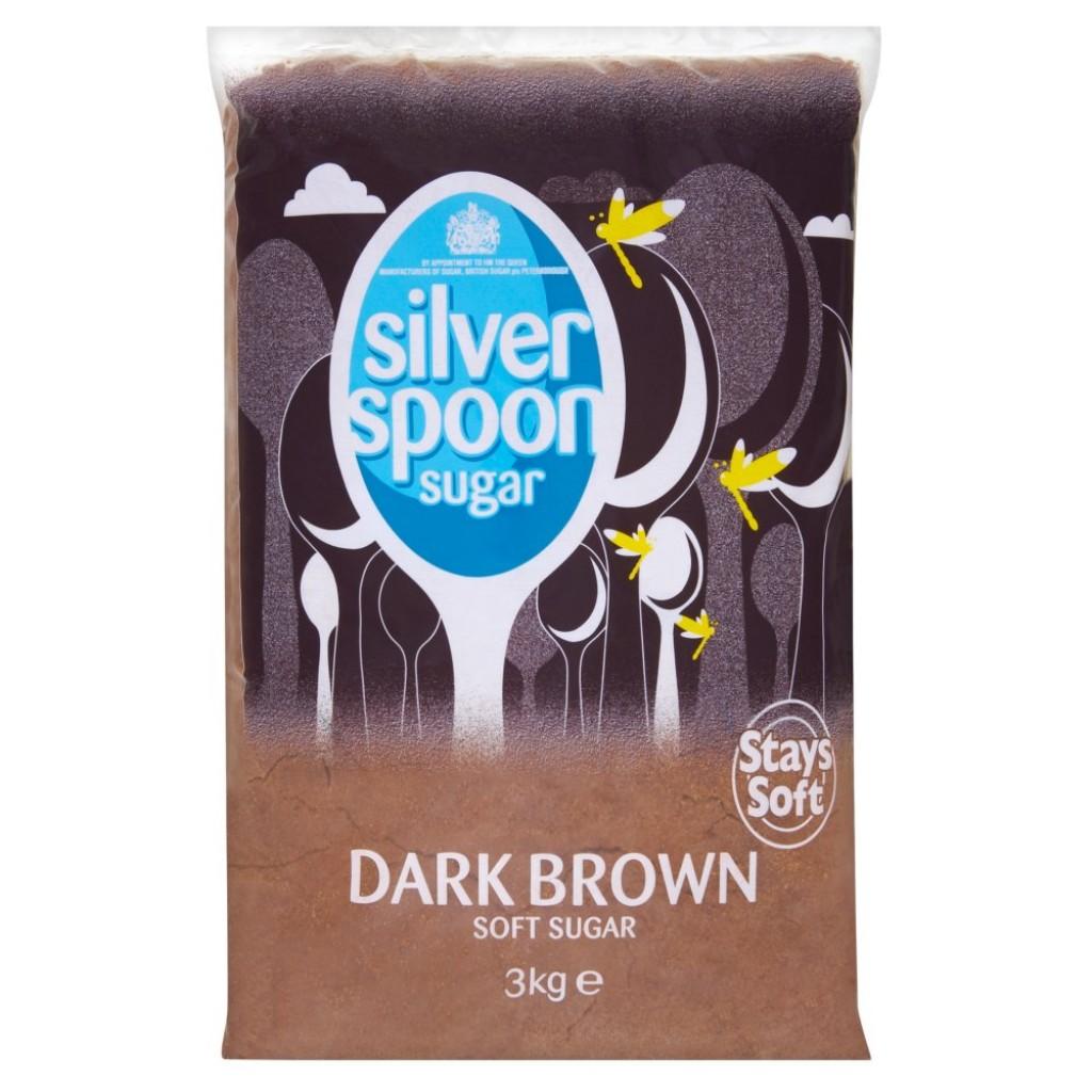 SILVER SPOON Dark Brown Sugar