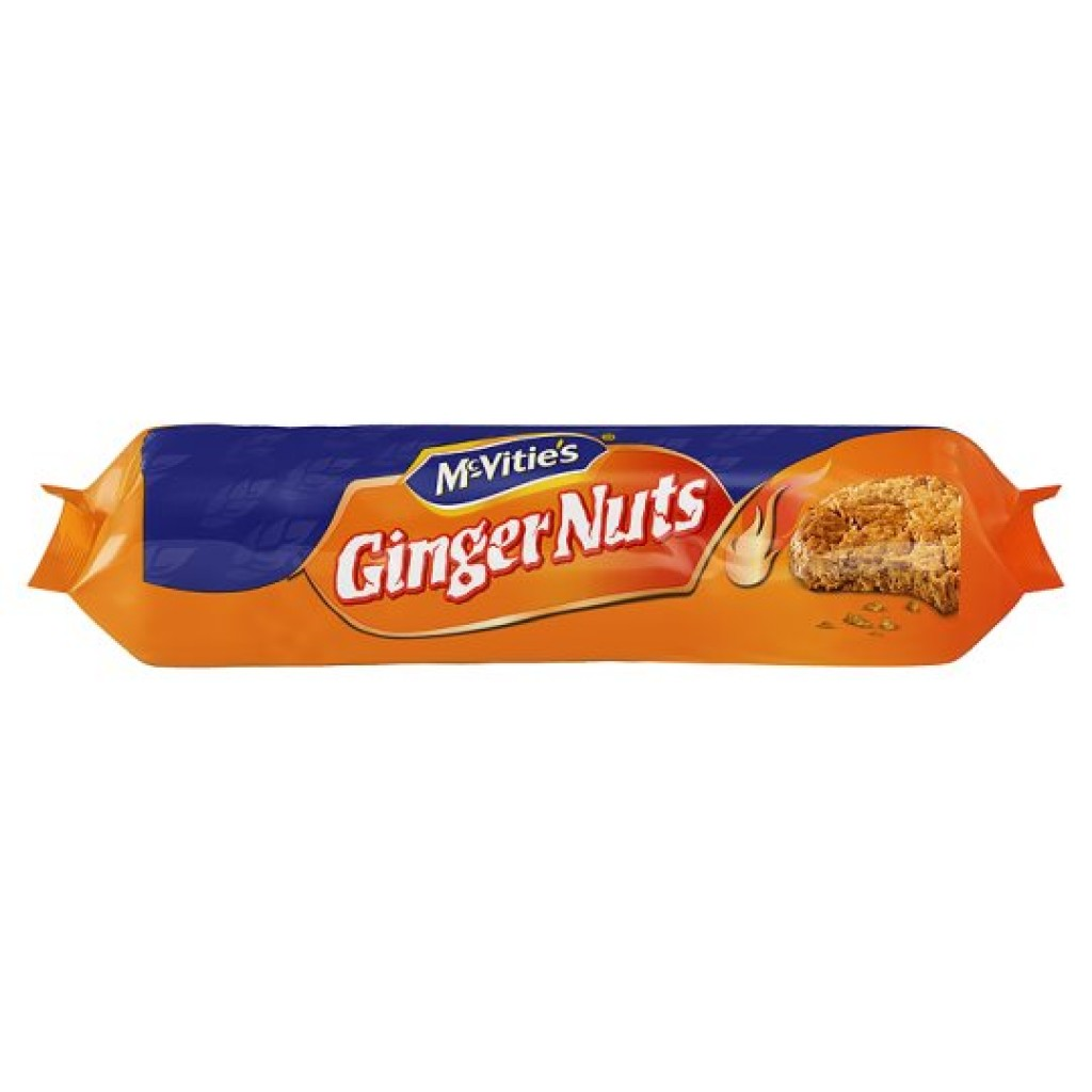 MCVITIES Ginger Nut Biscuits