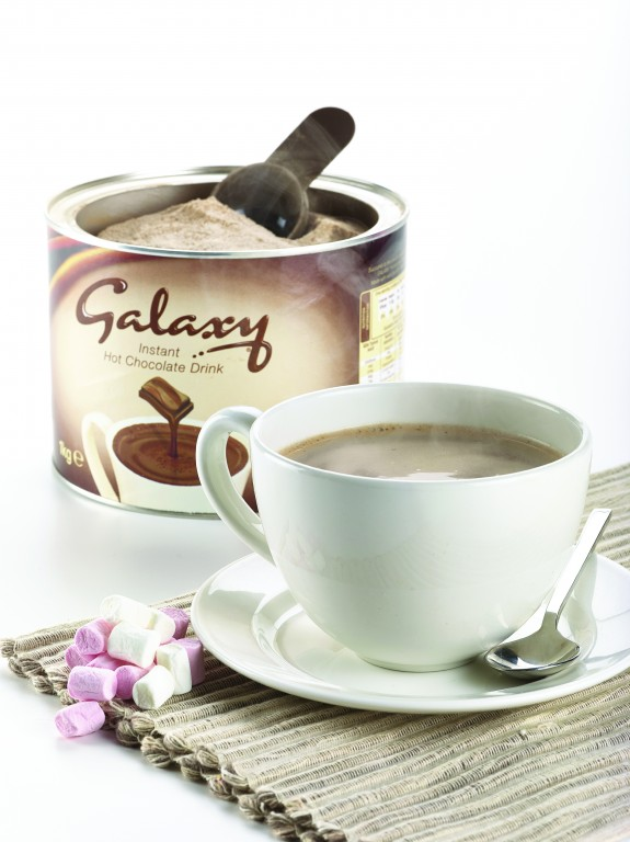 GALAXY Instant Hot Chocolate (Add Hot Water)