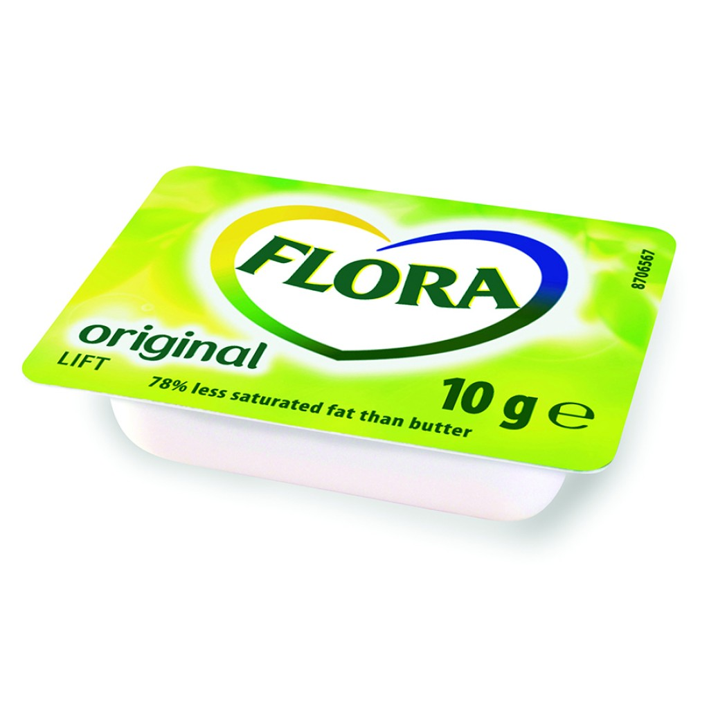 FLORA Margarine Portions