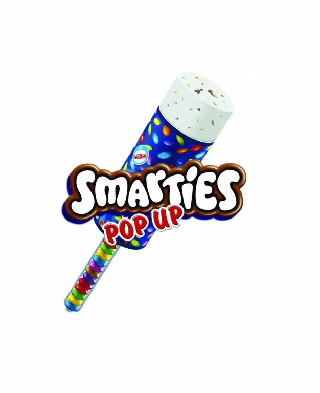 NESTLE Smarties Pop Up