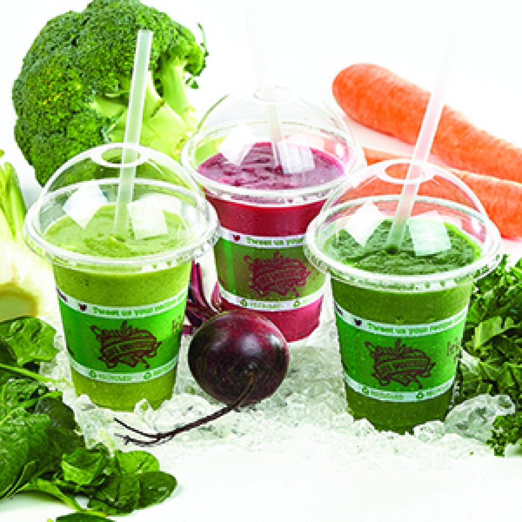 LOVE SMOOTHIES Vegetable Smoothies Mixed Box