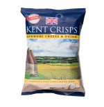KENT CRISPS Ashmore Cheese & Onion Potato Crisps