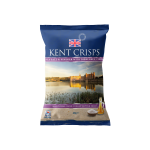 KENT CRISPS Sea Salt & Biddenden Cider Vinegar Potato Crisps