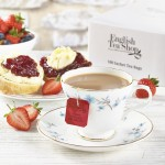 ENGLISH TEA SHOP English Breakfast Tag & Envelope Tea Bags