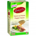 KNORR Garde D'or Pepper Sauce